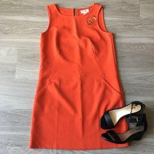 Orange Loft Dress